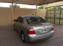 2004 Toyota Corolla XLI 1.8L,Fully Automatic,Gulf Spec