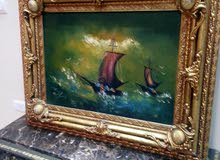 Used Paintings - Frames for sale