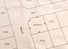 للبيع ارض سكنية دوار 2 السعر 104 الف