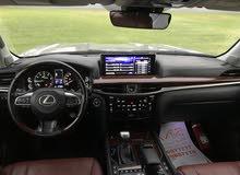 Grey Lexus LX 2016 for sale