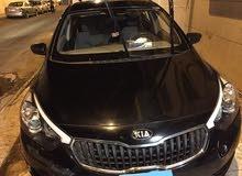 كيا سيراتو 2016 للايجار بدون سائق للمدد فقط والشركات