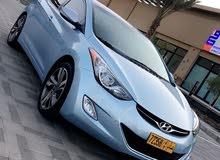 Gasoline Fuel/Power   Hyundai Elantra 2013