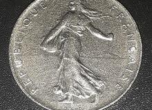one franc 1966
