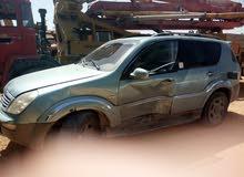 قطع غيار سيارة سنغ يونغ
