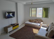 شقة 120م نظيفة جدا قريبة من مصحة