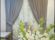 sofa's,curtains,pvc,carpet,wallpaper,barkiya etc fixing and making