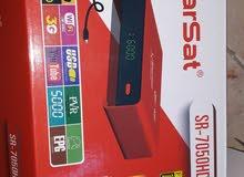 starset sr7070HD new receiver beout Q 15ro last