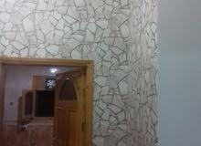 اسطى طلاء منازل وديكورات و ورق حائط  للاستفسار الرقم 0926774703المدار 091453830
