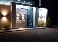 2 منازل للبيع بناء حديث طريق المشتل قرب سوق الغزيوى