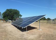 SOLAR SYSTEM WITH COMPLETE EQUIP & INSTALLATION, BIG BATTERIES