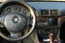 BMW 540 Double Vanos 2000