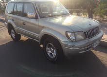 Used condition Toyota Prado 2002 with  km mileage