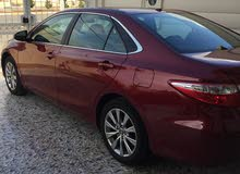 For sale 2017 Maroon Camry