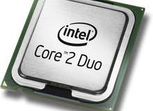 معالج core 2 duo e8500 مع مروحتو