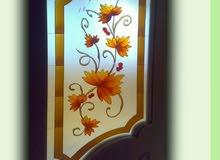 رسم على الزجاج - قذف رملي - سيكوريت - ستانلس ستيل