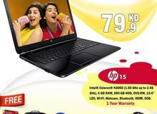 HP Laptop available for Sale in Kuwait City