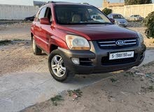 For sale 2007 Red Sportage