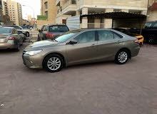 Toyota Camry 2016 For sale - Gold color