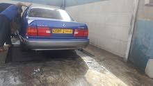 Gasoline Fuel/Power   Lexus LS 1996