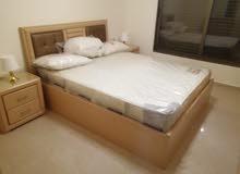 Third Floor  apartment for rent with 2 rooms - Amman city Deir Ghbar