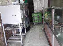 مطعم حمص فول في منطقة سحاب للبيع قرب دوار الصناعية