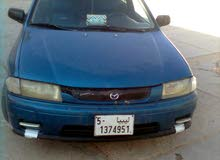 Used condition Mazda 323 1990 with +200,000 km mileage