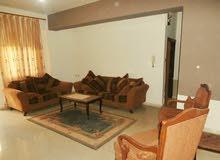 شقة مفروشة للايجار 2 نوم 350دينار