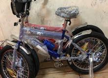 دراجة تاير عريض مقاس /20
