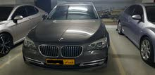 BMW 730 car for sale 2014 in Muscat city