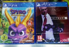 Hitman2 and Spyro