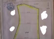 قطعة أرض بمنطقة الزنداحية / ماجر خلف مصنع اسمنت الاتحاد