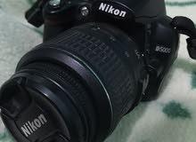 كاميرة تصوير نيكون D5000 للبيع