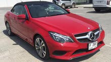 2014 Mercedes e350 AMG Us import  25000 mile  Aed 82000