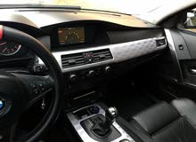 BMW 525 2004 Individual  فحص كامل