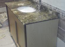 وحدات احواض للحمامات و مطابخ