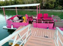 Pontoon boat - made in USA