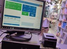 برنامج مبيعات متكامل لادارة نقاط البيع وادارة المخازن و انظمة الكاشير