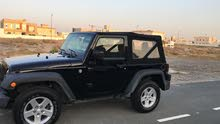 Jeep Wrangler 2015 Manual transmition