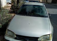 دايو لون سلفر معا ترخيص سنه قير عادي السيارة موديل 97 السياره موجود في حي نزل