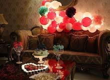 تنظيم حفلات خاصة