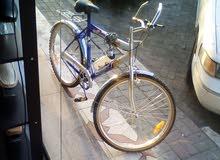 دراجة جديد مقاس 26 كبيرة استعمال يوم فقط