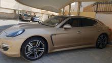Automatic Gold Porsche 2012 for sale