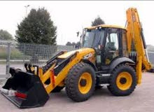 jcb 2015 with breker 4cx for rent