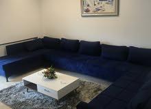  متاحة يوم الغد شقة مفروشة جديدة في حداءق قرطاج