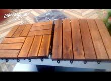 بيع دزاينات الخشب للحدائق والجلسات روعة مع التوصيل