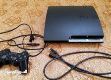 جهاز بلاستيشن 3 ملتي مان للبيع فيو 30 لعبه بسعر مغري
