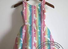 فستان العيد  من مصنع الشرنوبي الاصلي