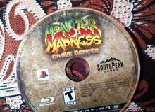 Monster Madness Grave Danger / Playstion 3