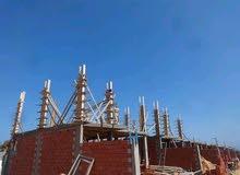 ابحث عن عمل مشرف  عمال من الهيكل لاعند مفتاح خبرة 8سنوات