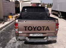 تويوتا هايلوكس دبل كمين واطي 2007